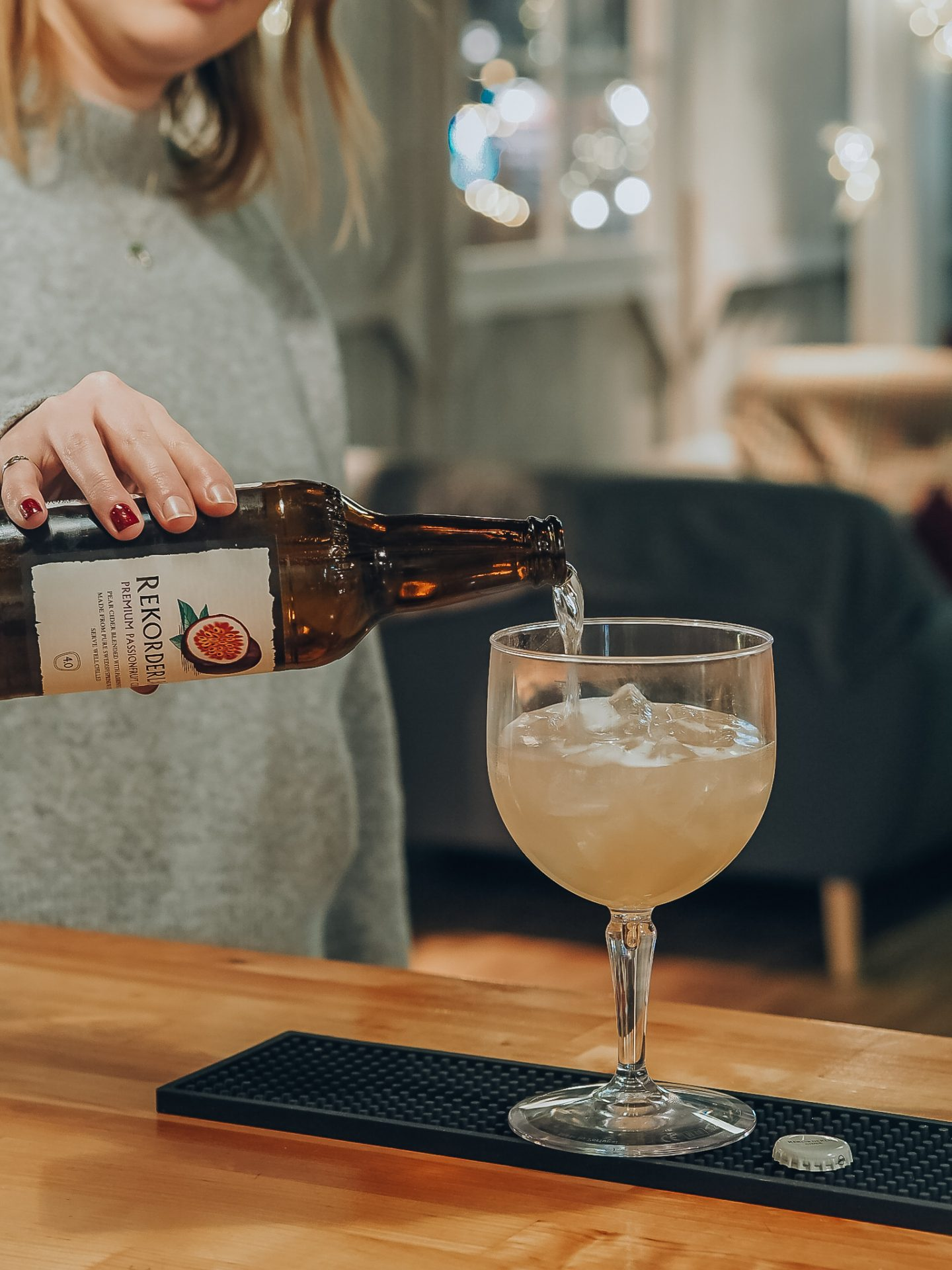 Rekorderlig Cider Cocktail