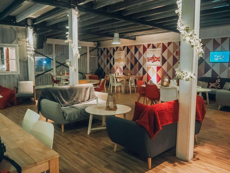 Rekorderlig Cider Lodge Inside