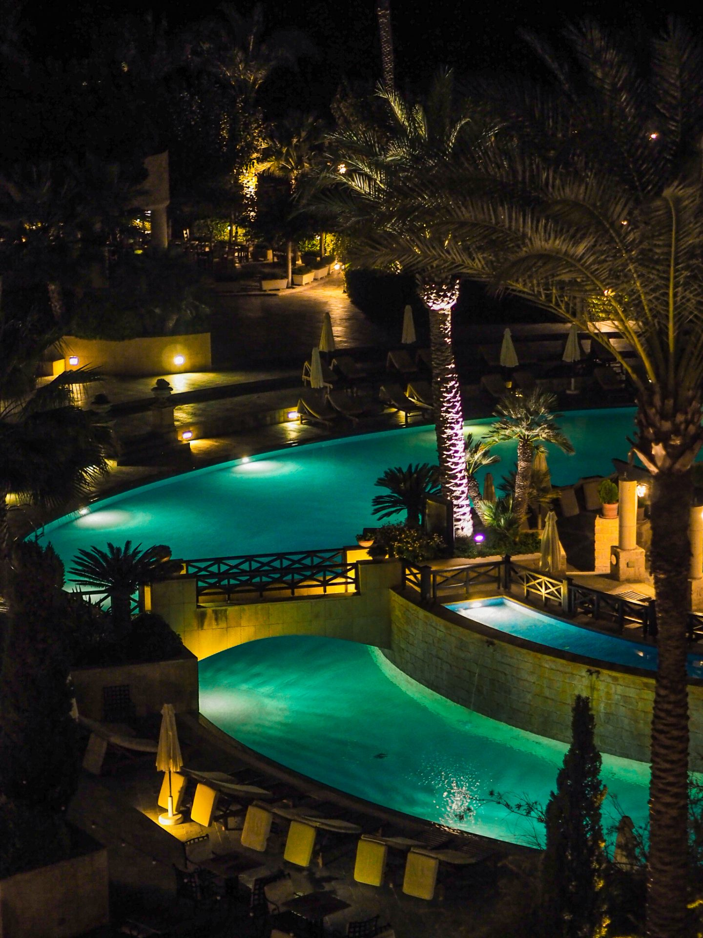Elysium Hotel Resort Paphos Pool