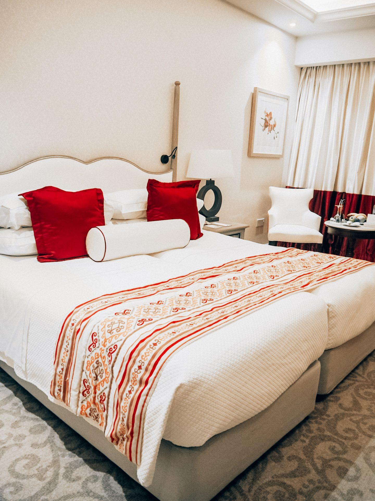 Room at Elysium Hotel Resort Paphos