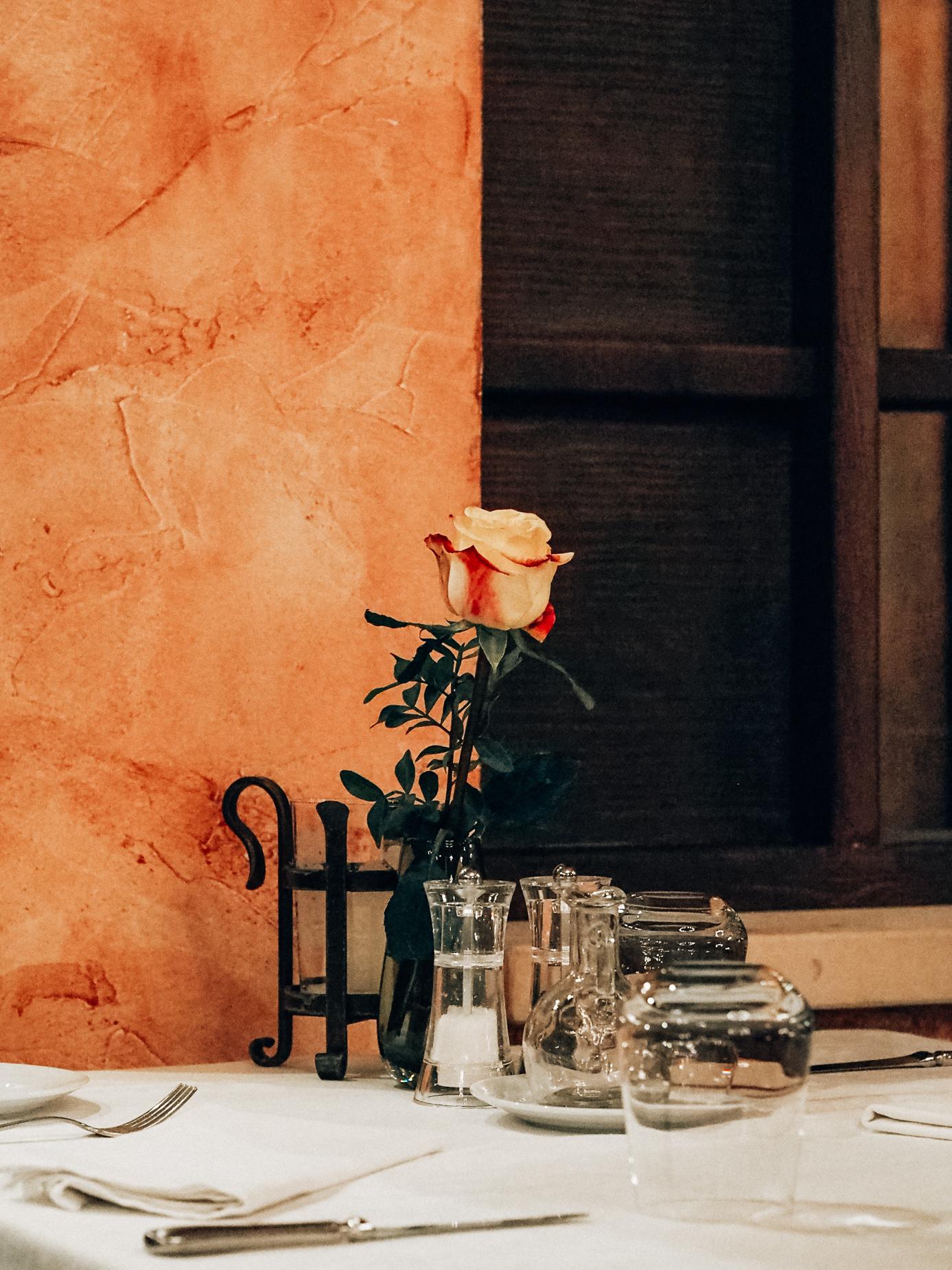 Ristorante Baccio at Elysium Hotel Resort Paphos
