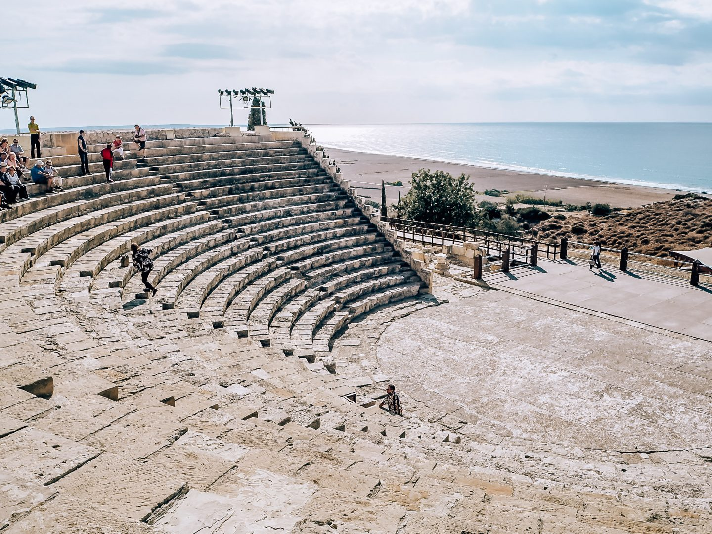 Kourion Archaeological Site