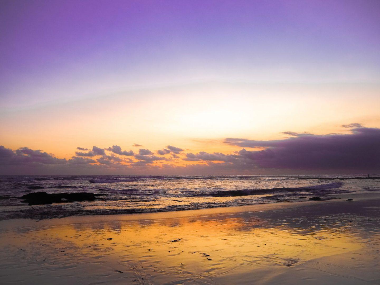 Canggu Beach Bali Indonesia
