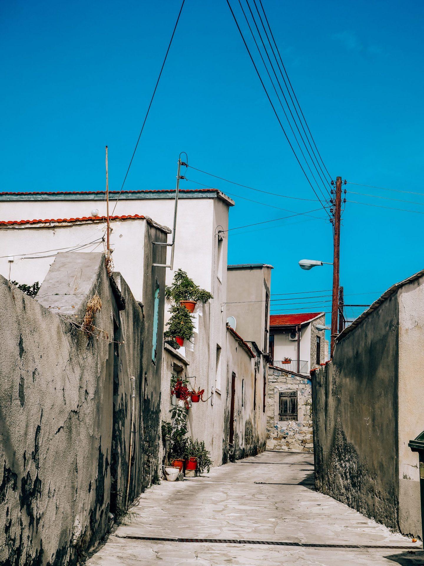 Choirokoitia Cyprus