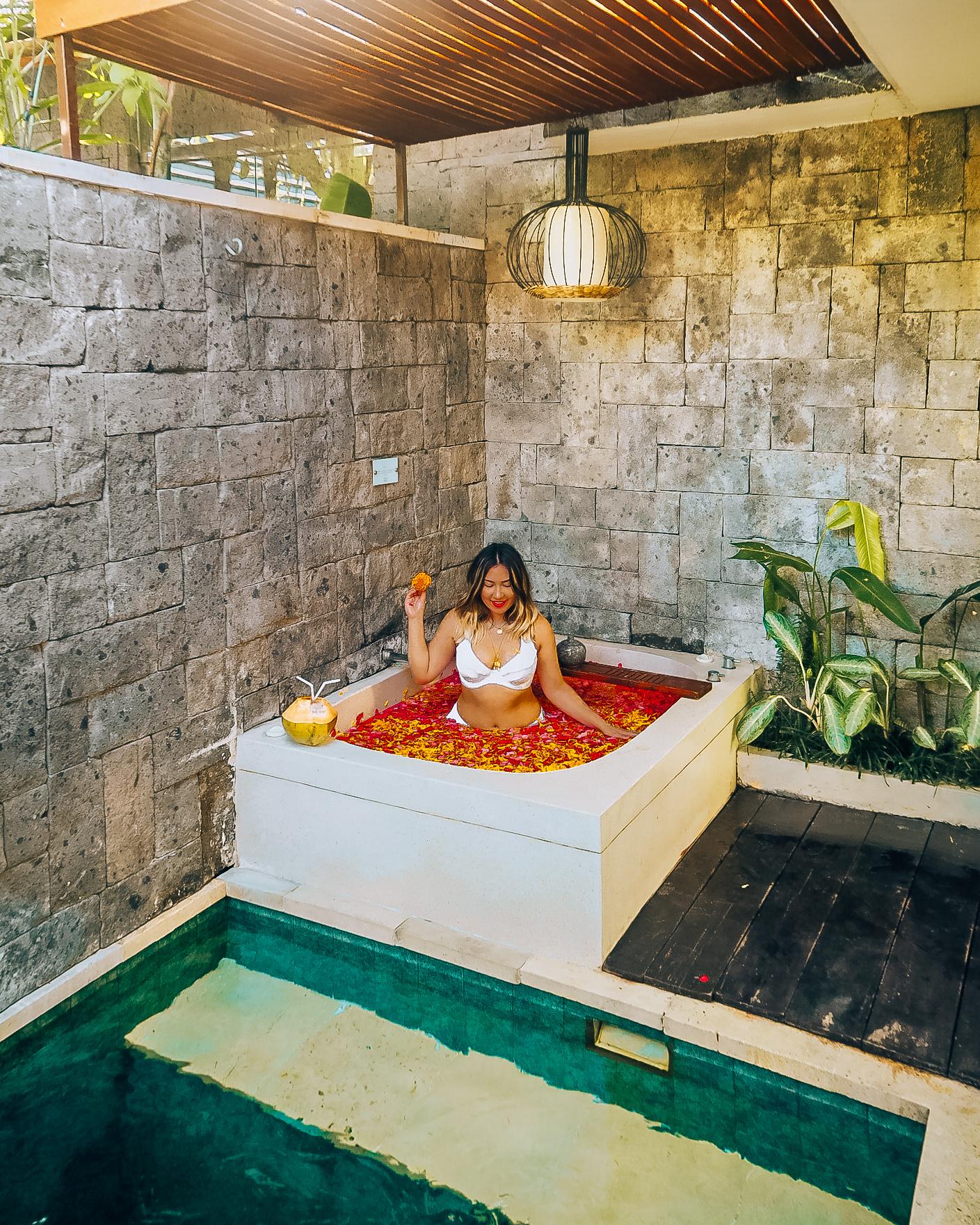 Ini Vie Villa Luxury Seminyak Bali