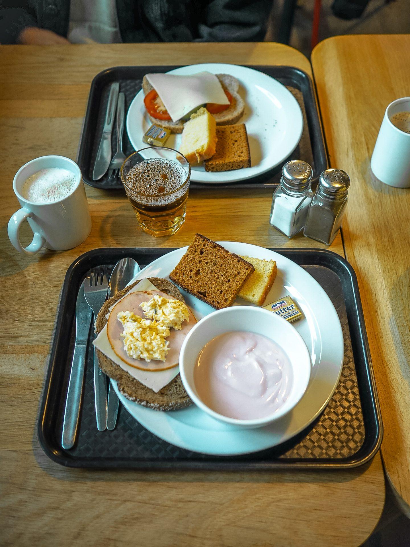 ClinkNoord Breakfast