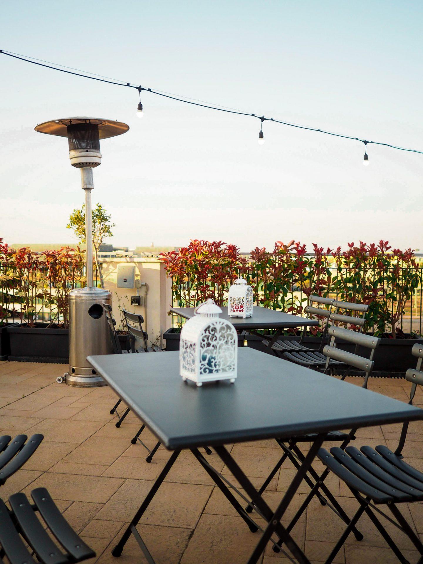 Generator Rome Rooftop Bar