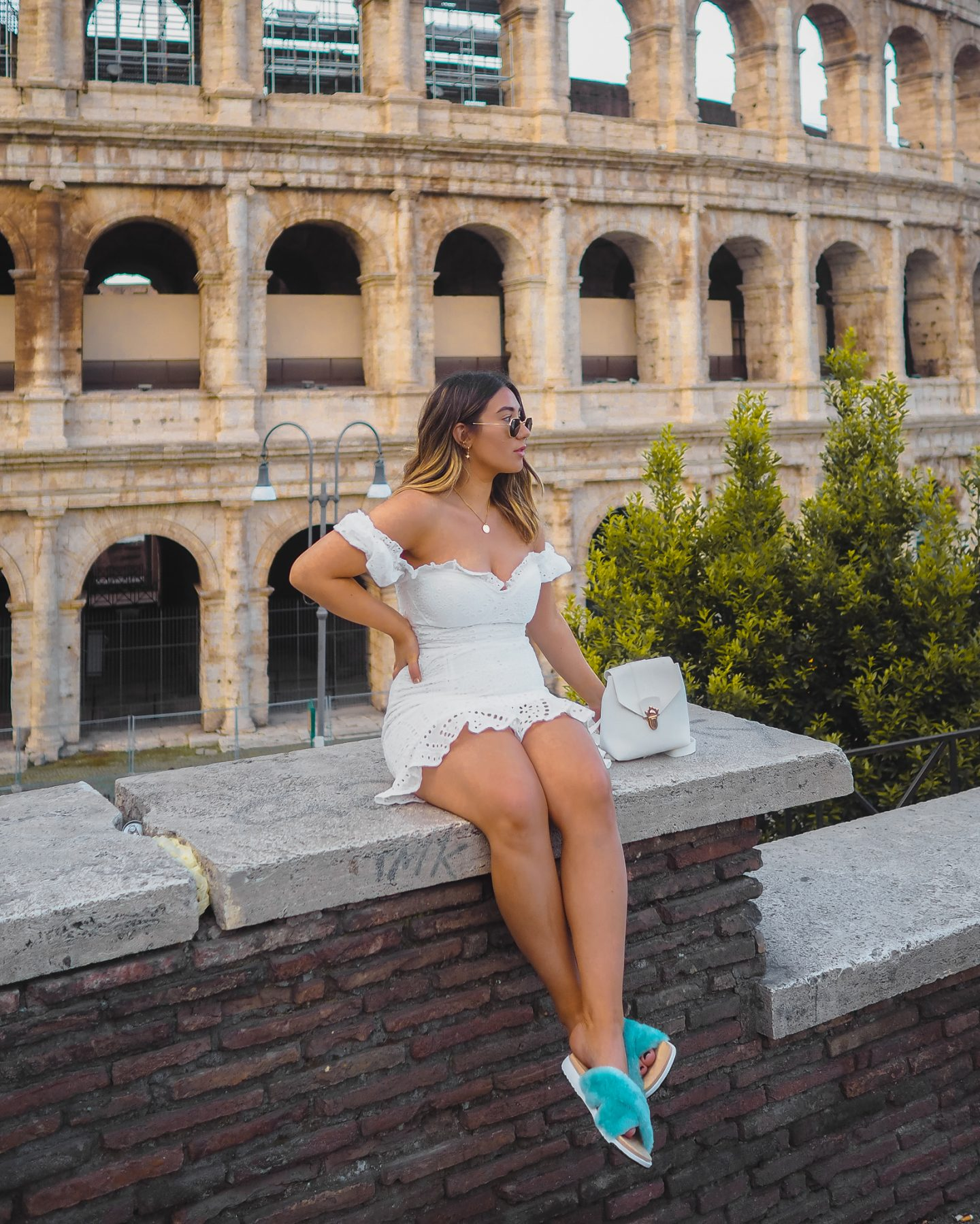 Instagram Location Photo Guide To Rome - The Colosseum