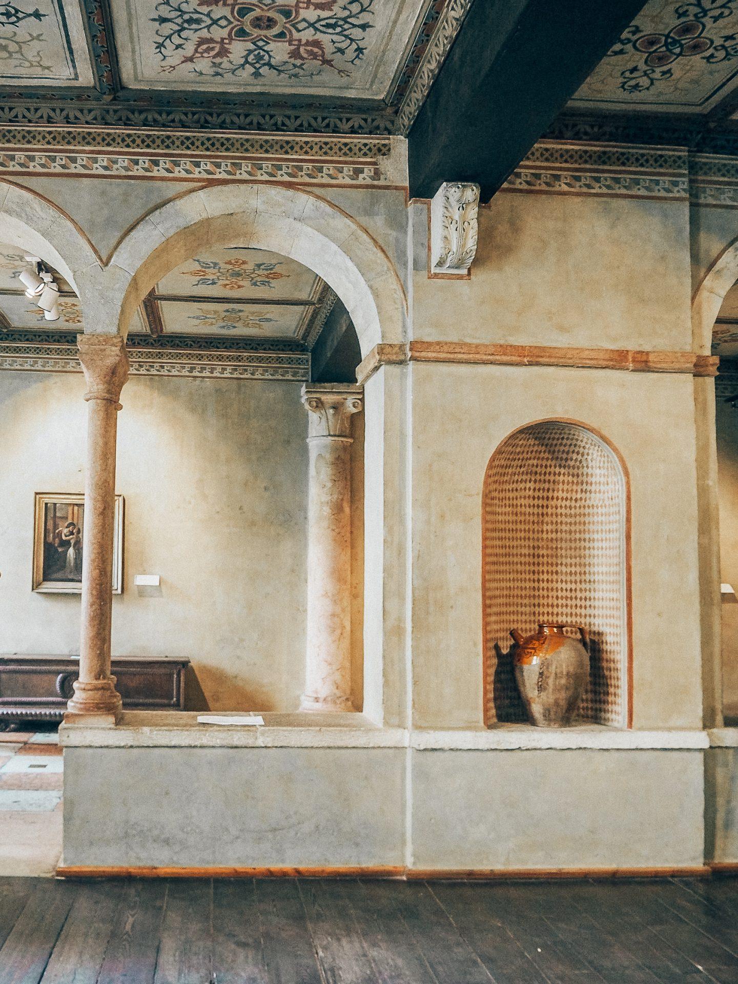 Juilet's House Verona Italy