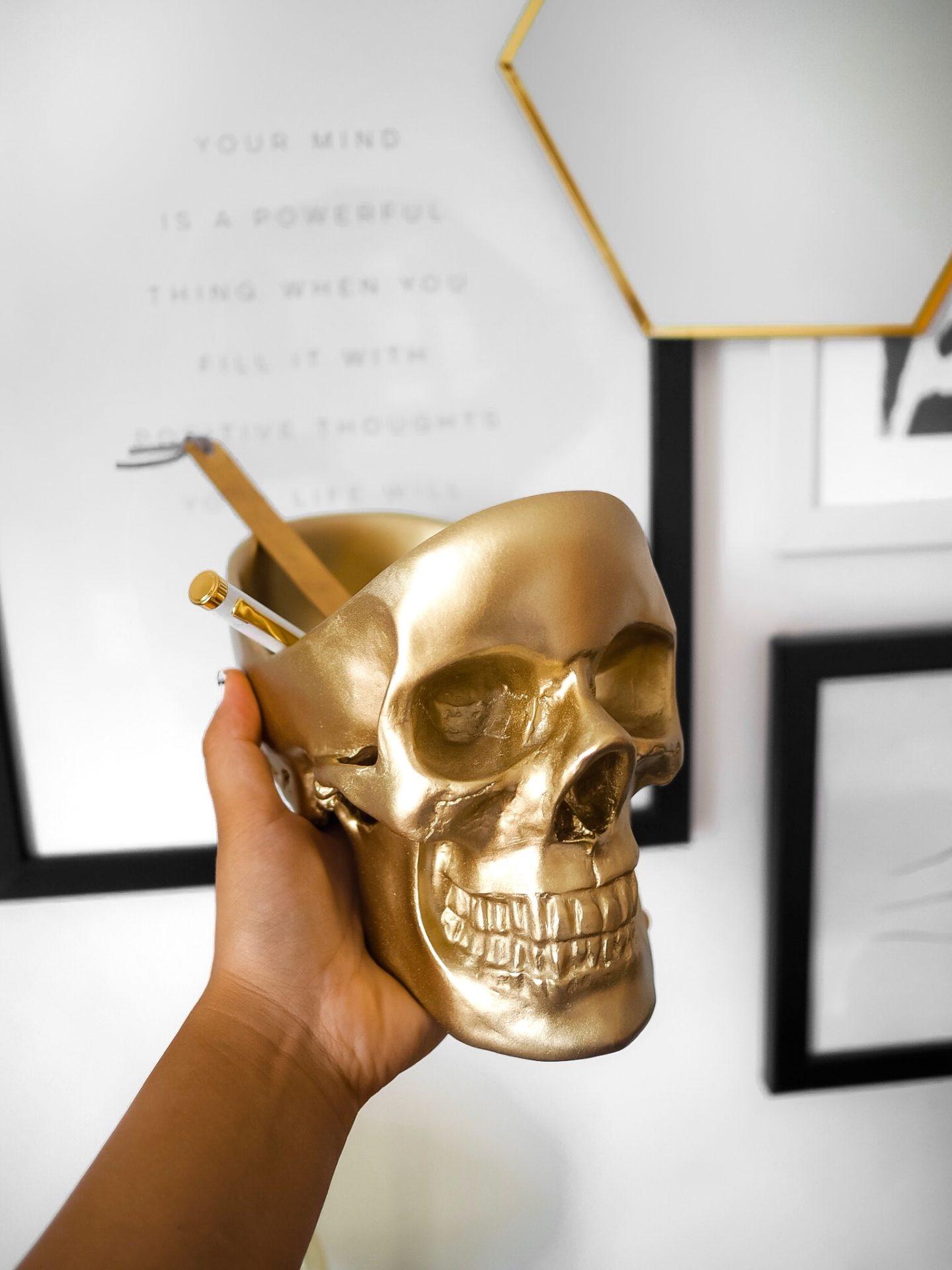 Prezzybox Skull Tidy