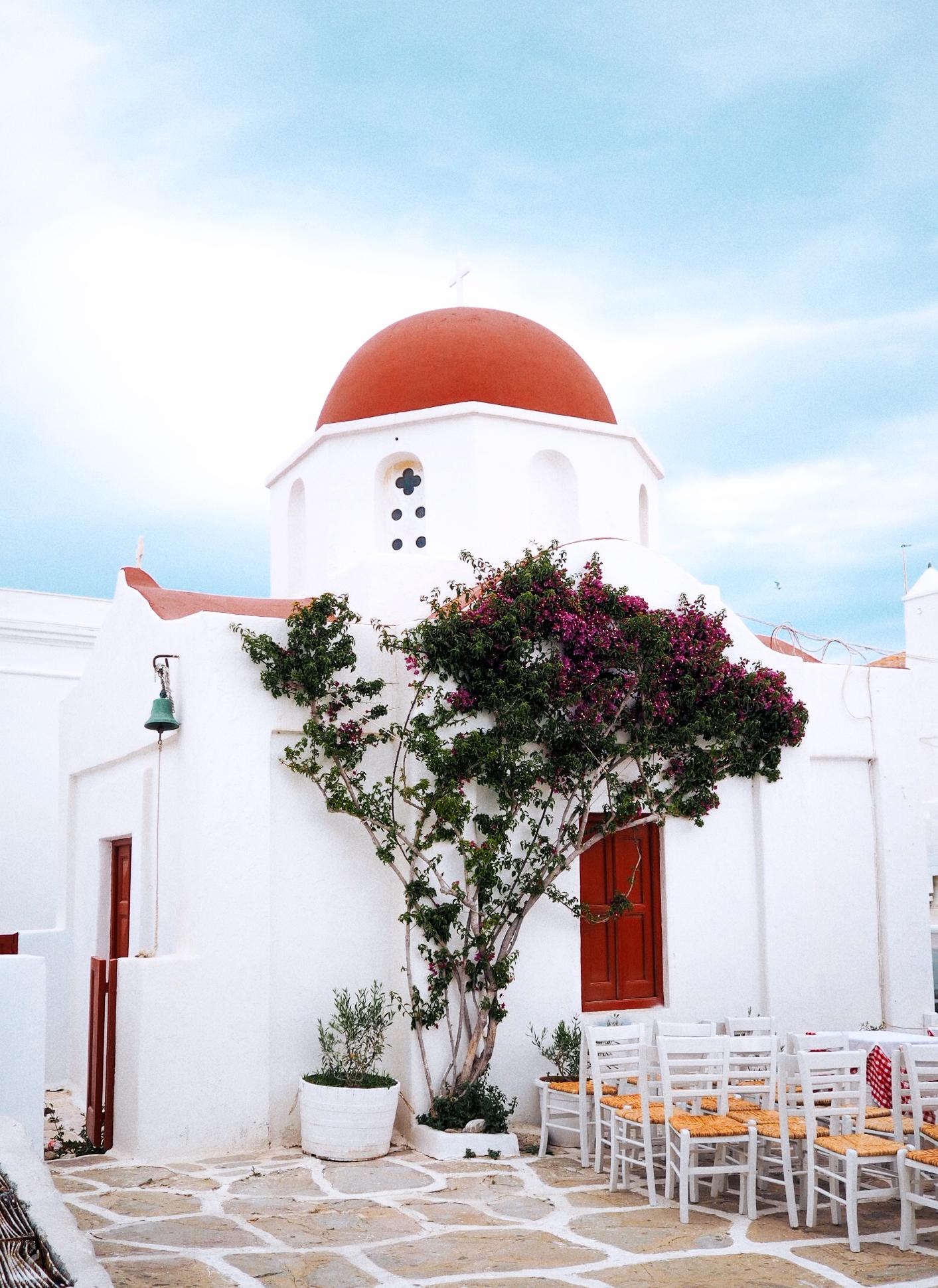 Instagrammable Mykonos