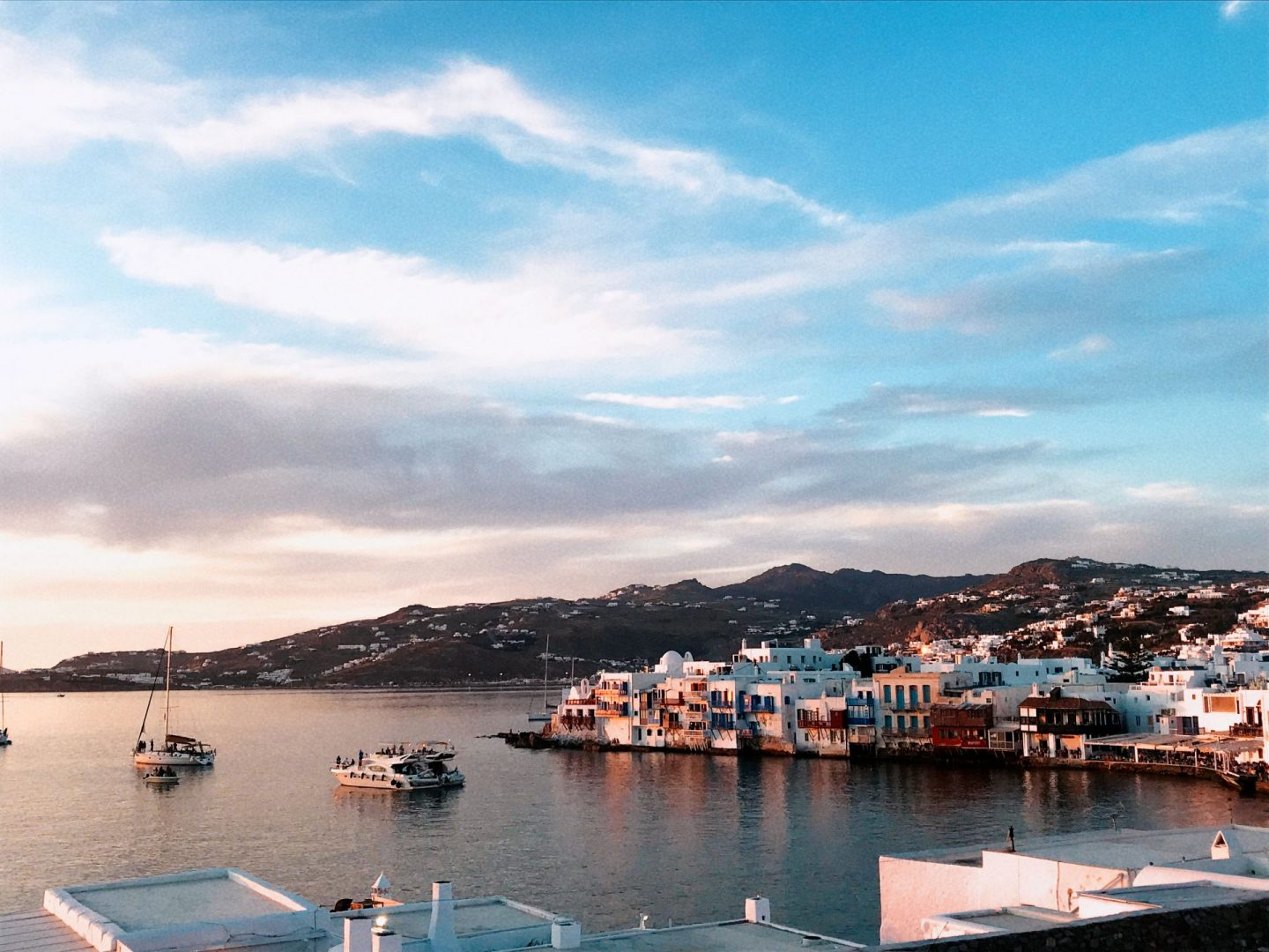 Instagrammable Mykonos Little Venice