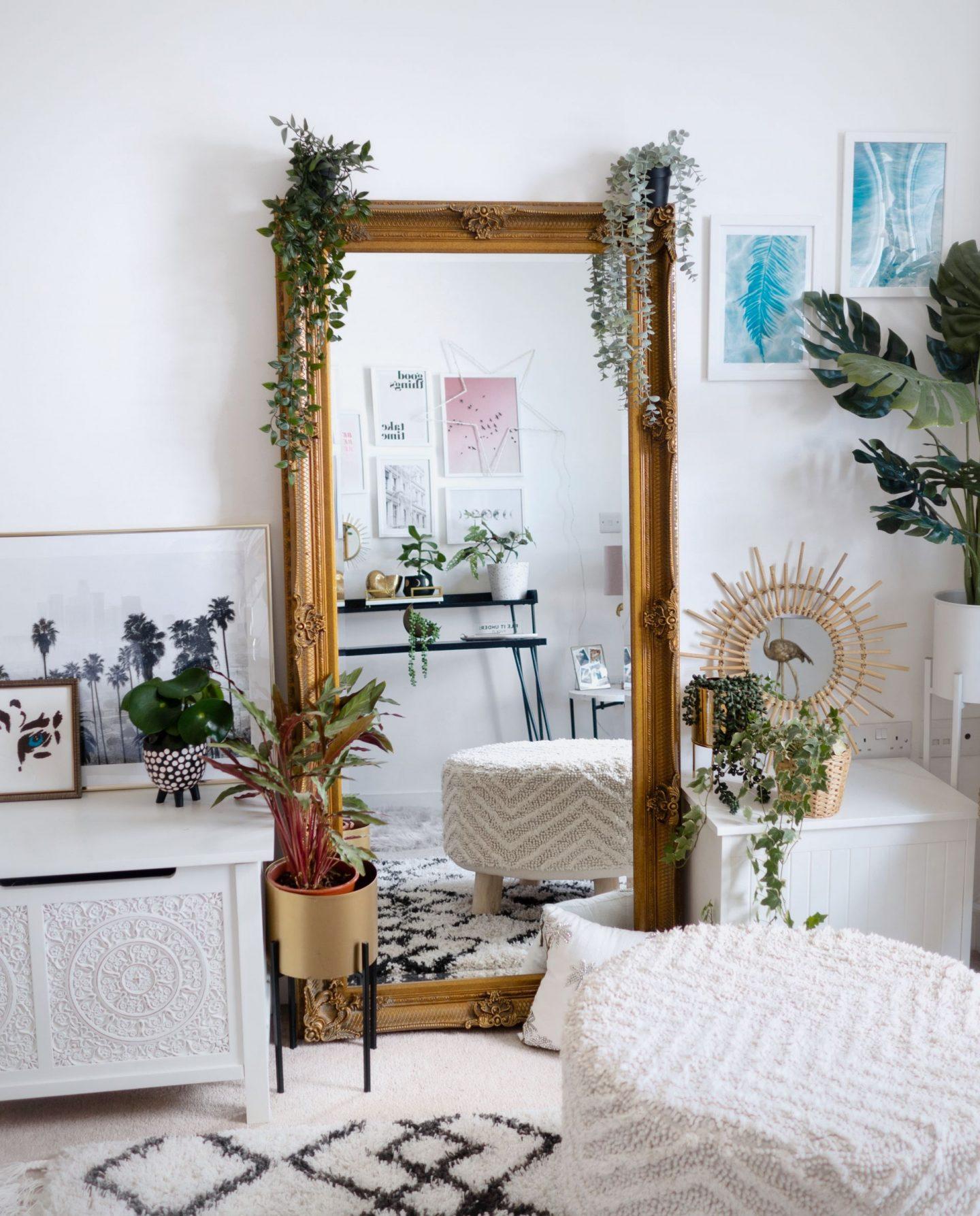 Dunelm Abbey Leaner Mirror
